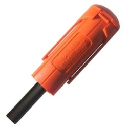 Ultimate Survival Blast Match Fire Starter Orange