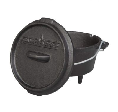 Camp Chef Cast Iron 5″ Dutch Oven 3/4 qt.