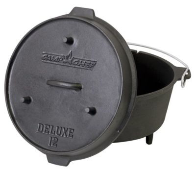 Camp Chef Deluxe 12″ Dutch Oven 7 qt.