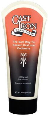 Camp Chef Cast Iron Conditioner 6 oz.