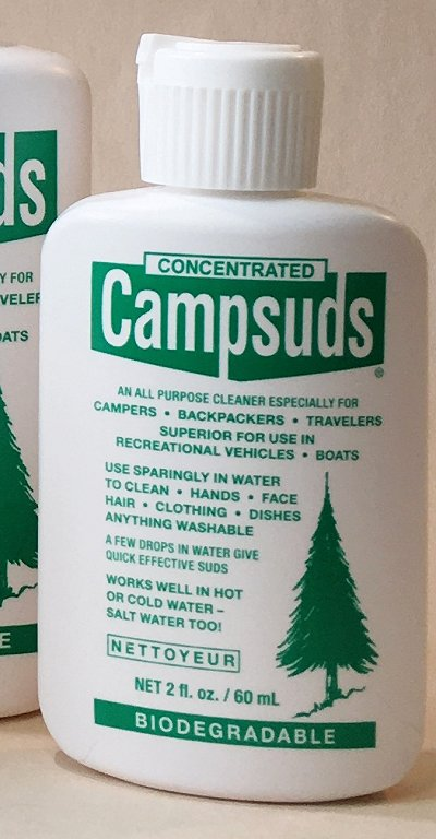 Campsuds 2 os. Soap