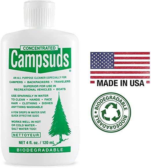 Campsuds 4 oz. Soap