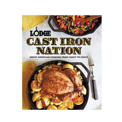 Lodge Cast Iron Nation or Great American Cooking