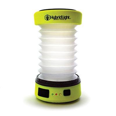 Hybrid Light PUC 150 Solar LED Lantern & Flashlight