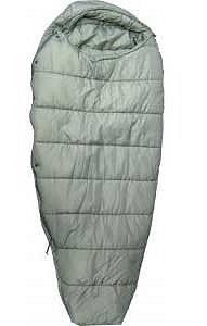sleeping bag grey
