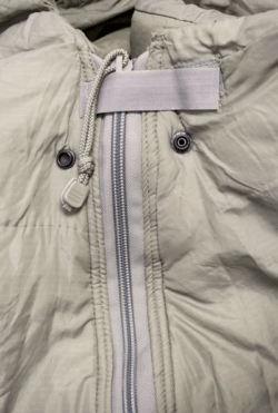 USGI Intermediate Sleeping Bag Zipper