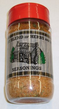 Log Cabin Grub All Purpose Seasoning 6 oz.