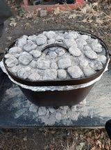 Maca 12x16x9 with Coals