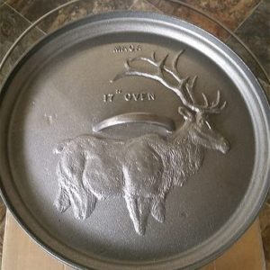 Maca Dutch Oven 17 inch