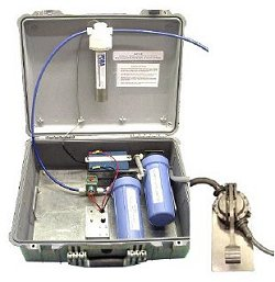 Partner Steel Aqua Partner Purification Unit in Pelican Case with Foot Pump