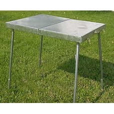 Riley Stove Deluxe All Metal Folding Table