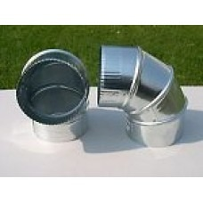 Riley Stove Stove Pipe Elbow 5″