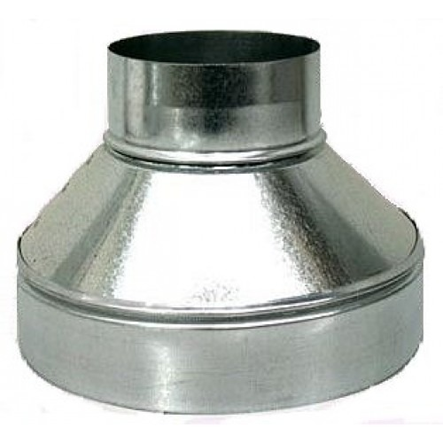 Riley Stove Stove Pipe Reducer 4″