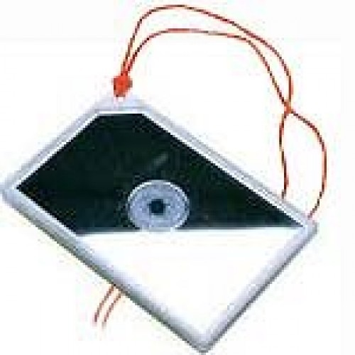 Emergency Signaling Mirror 3″