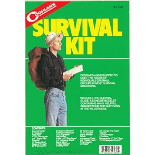 Coghlan's Basic Survival Kit