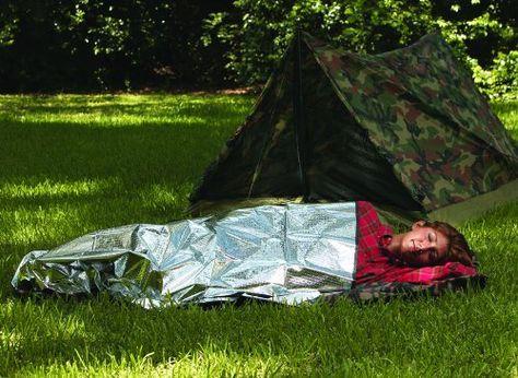 Texsport All Purpose Emergency Thermal Blanket