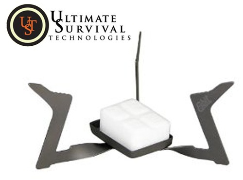 Ultimate Survival WetFire Titanium Stove