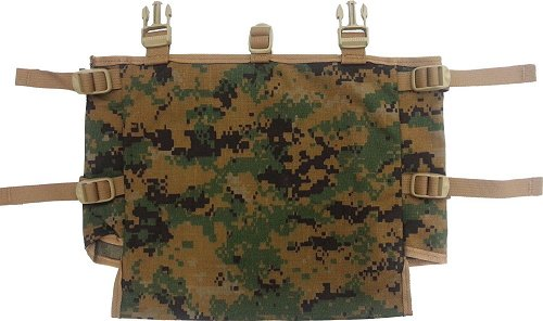 Military Surplus GI Issue USMC Marpat ILBE Gen 2 Radio or Utility Pouch