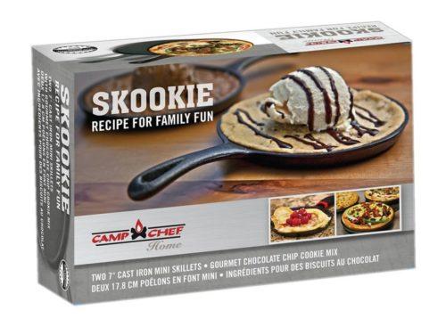 Camp Chef 7″ Skookie Cast Iron Skillet set of 2
