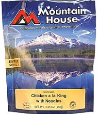 Mountain House Chicken a la King 2 Servings
