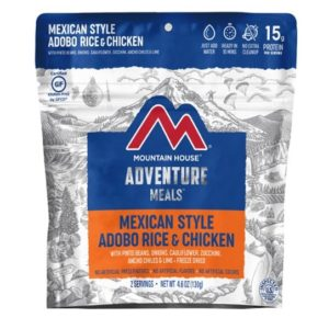Mountain House Mexican Style Rice and Chicken