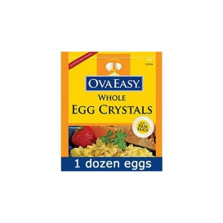 OvaEasy Whole Egg Crystals 12 eggs