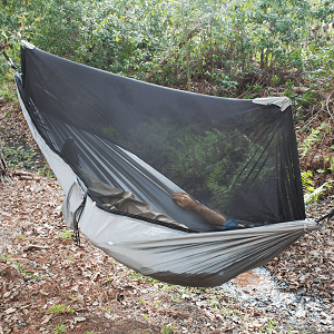 Medium image of ultimate survival sloth cloth bug hammock