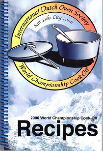 IDOS 2006 World Championship Dutch Oven Recipes