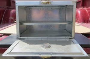Riley Stove Chuck Wagon Warming Oven or Side Oven