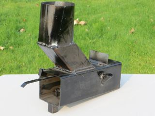 Riley Stove The Bullet Wood Burning Amp Pellet Stove A