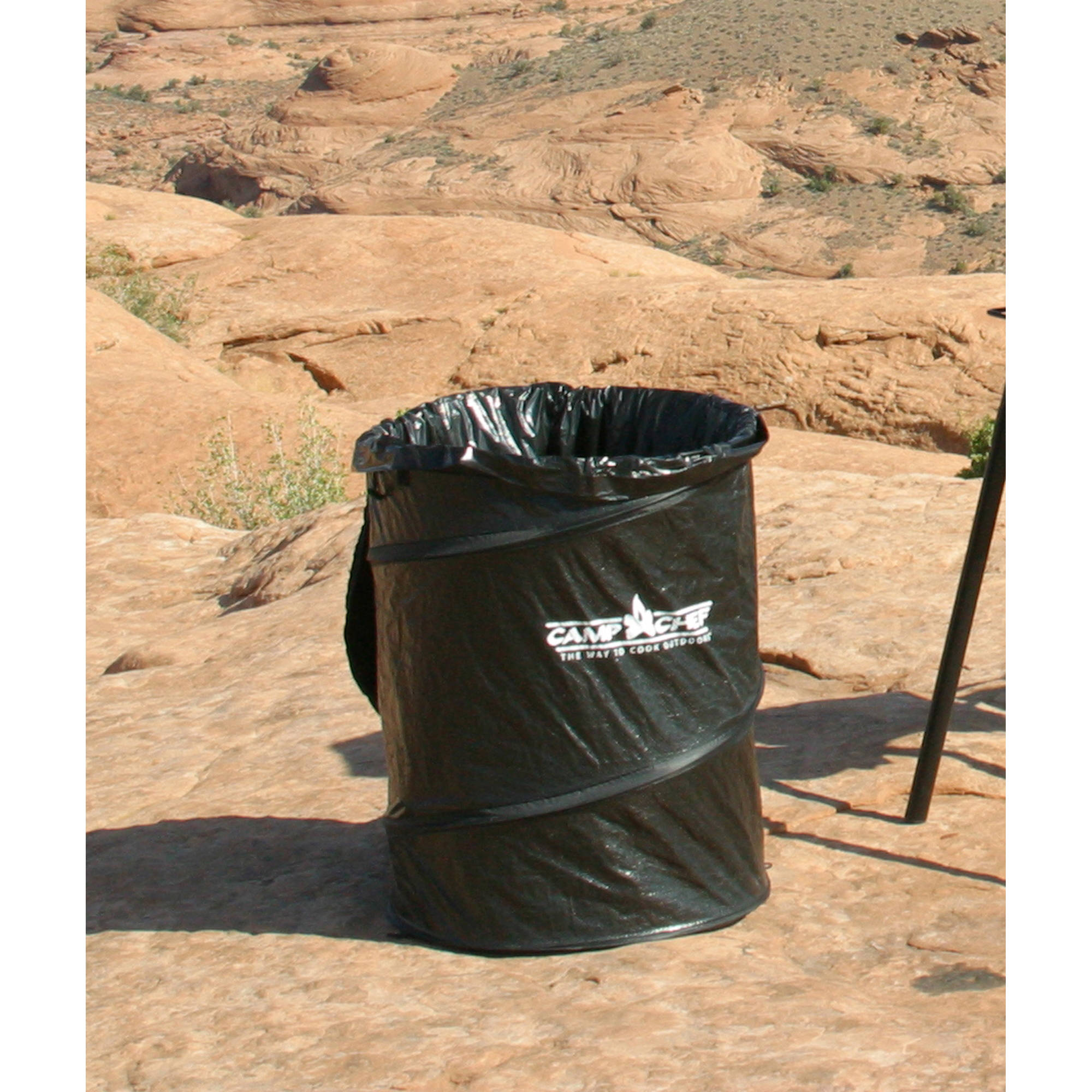 Camp Chef 26″ Collapsible Garbage Can