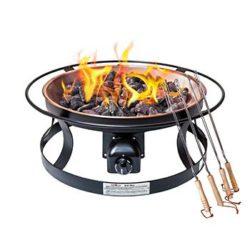 Camp Chef 29″ Del Rio Propane Gas Fire Pit