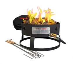 Camp Chef 14.63″ Sequoia Propane Gas Fire Pit