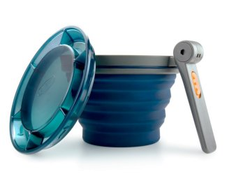 GSI Collapsible Fairshare Mug – Blue