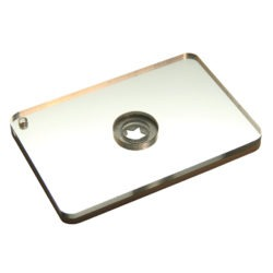 Ultimate Survival Star Flash Floating Signal Mirror