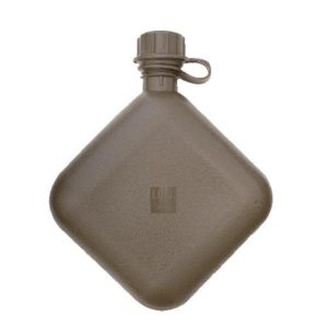 GI 2 Quart Collapsible Canteen – OD Green