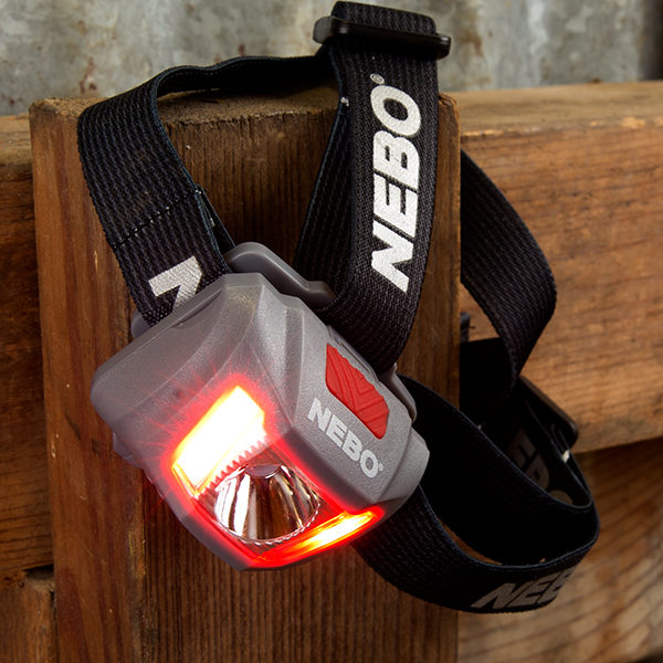 Nebo DUO Red LED Light
