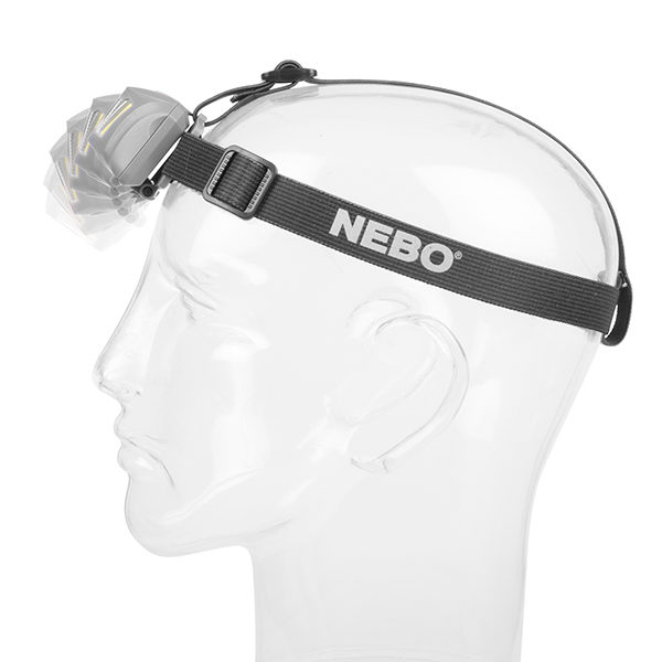 Nebo DUO Headlamp Side View