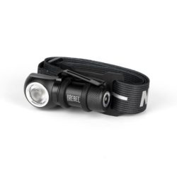 Nebo Rebel Rechargeable Head Lamp & Task Light 600 Lumens