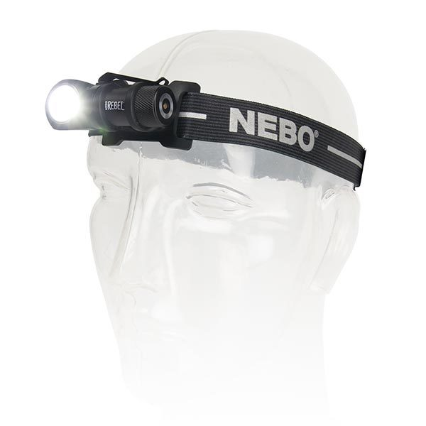 Nebo Rebel Headlamp