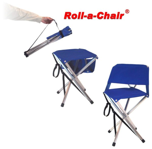 Roll A Chair Folding