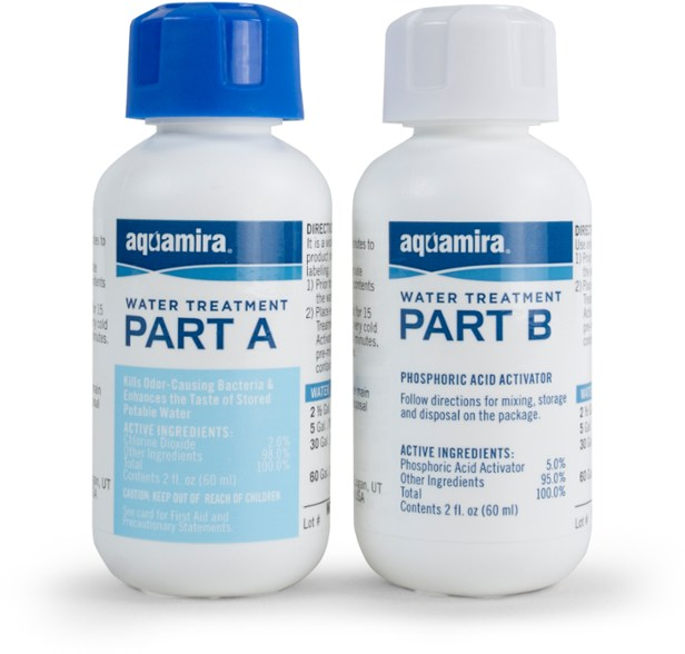 Aquamira Water Treatment 2 oz.
