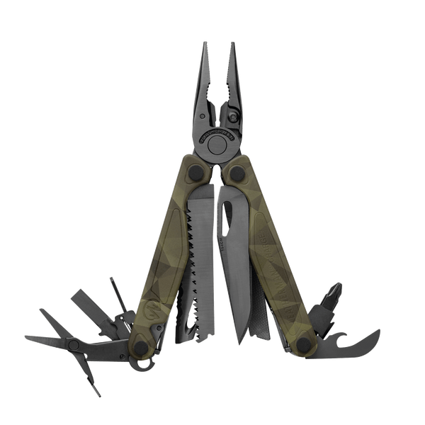 Leatherman Charge Plus in Forest Camo 832705