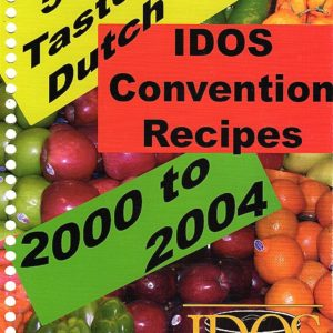 IDOS 2000 to 2004 World Cook Off Recipes