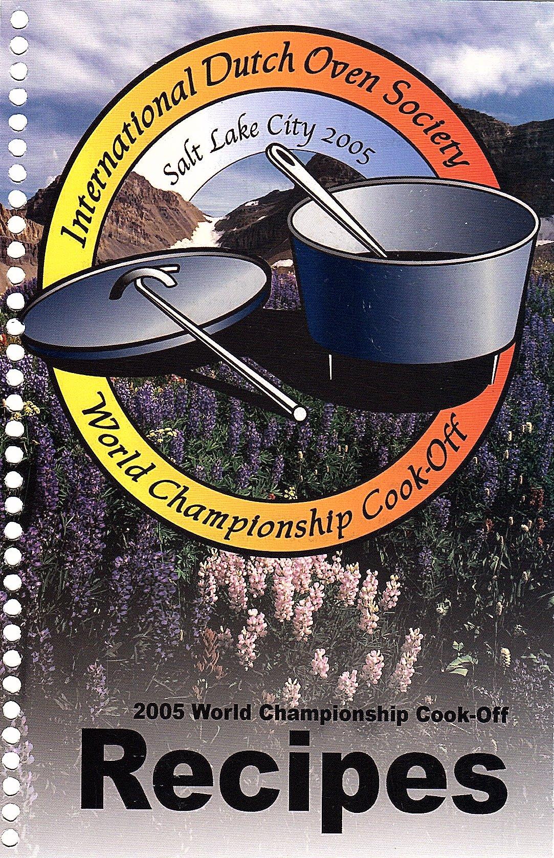 IDOS 2005 World Championship Cook Off PDF Recipes