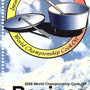 IDOS World Championship cook Off Recipes