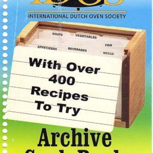 IDOS 400 Recipe Volume 1