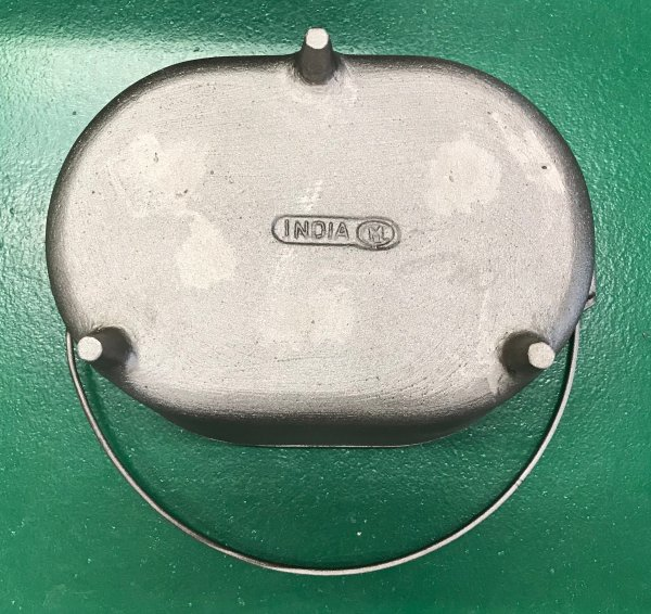 Maca Dutch Oven 10 x 14 x 8 Bottom