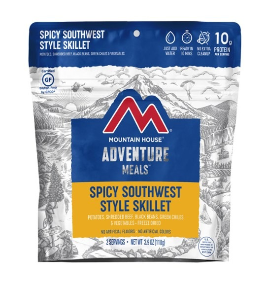 Mountain House Spicy Southwest Style Skillet