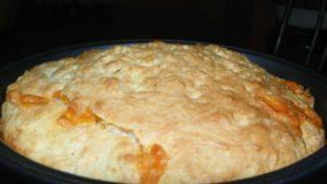 Dutch Oven Chessey Bisquit Bread